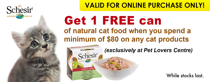 Schesir Cat Canned Food